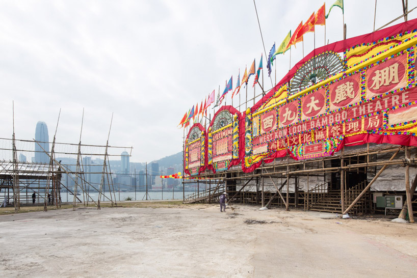 West Kowloon Cultural District Bamboo Theatre05